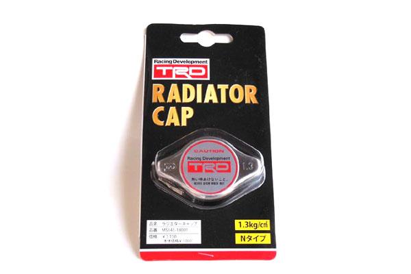 MS143-18001 TRD ZN6 Radiator Cap For TOYOTA 86