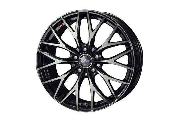 TRD アルミホイール WEDS LEONIS MX 18インチ 1本 ヴェルファイア AGH30W AGH35W GGH30W GGH35W 18/1~ 除くキー付ホイールナット付車 18インチホイール付車のみ