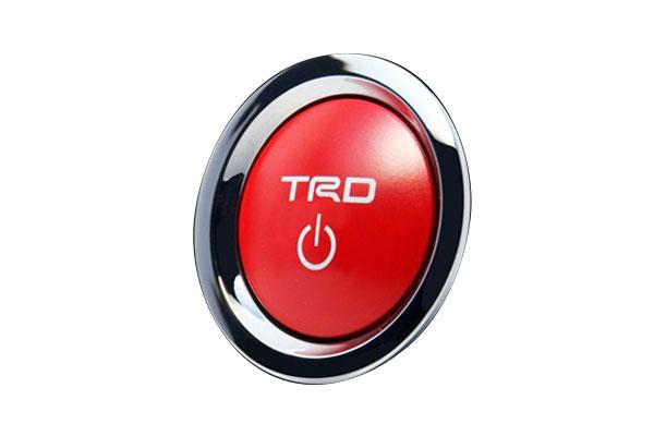 TRD プッシュスタートスイッチ ハイブリッド用 優先配送 交換無料 シエンタ NHP170G 20 メーカーパッケージオプション 1~ 標準装備 スマートエントリーパッケージ 付車