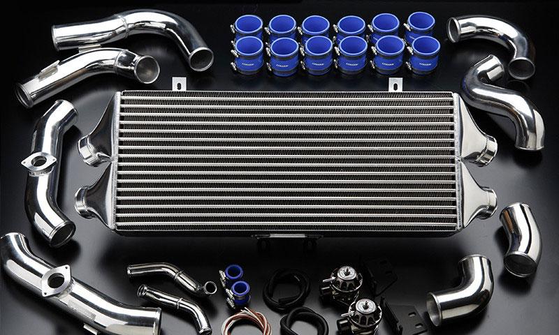 TRUST トラスト GReddy 返品送料無料 インタークーラーキット GT-R R35 VR38DETT 2007年12月~ プレゼント RXサージタンク専用 フルキット TYPE29