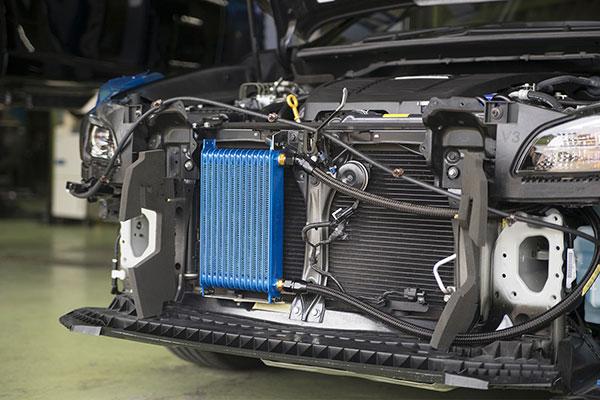 TRUST トラスト GReddy 2020新作 オイルクーラーキット スタンダードタイプ 13段 2014年08月~ FA20 S4 VAG 全店販売中 WRX
