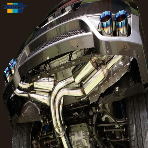 [TRUST] トラスト GReddy パワーエクストリームR マフラー GT-R R35 07.12~ VR38DETT 3.8L 4WD 個人宅配送不可 北海道・沖縄・離島は送料要確認