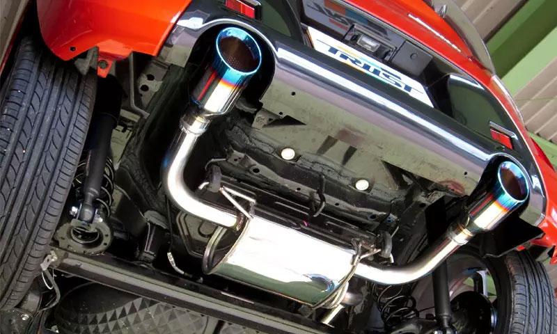 [TRUST] トラスト GReddy コンフォートスポーツ GTスラッシュ マフラー コペン LA400K 14.06~ KF 660 FF CVT専用 沖縄・離島は送料要確認