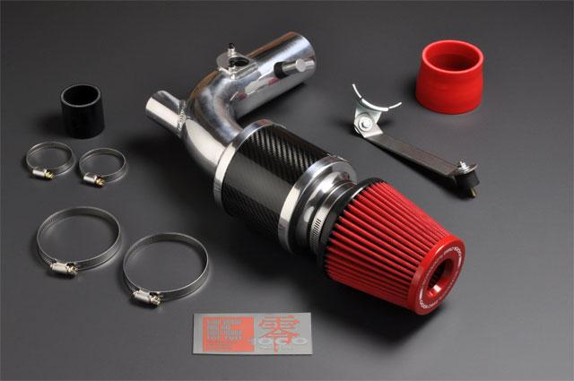 ZERO-1000 パワーチャンバーTYPE-2 スーパーレッド BRZ ZC6 2012.3~ FA20 前期・後期取付可