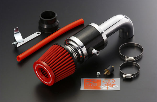 ZERO-1000 パワーチャンバー for K-Car スーパーレッド タントエグゼ L455S 2009.12~2011.6 KF-VE(NA)