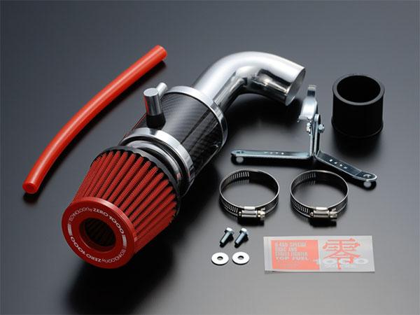 ZERO-1000 パワーチャンバー for K-Car スーパーレッド タントカスタム L375S 2011.6~2013.9 KF-VE2(NA)