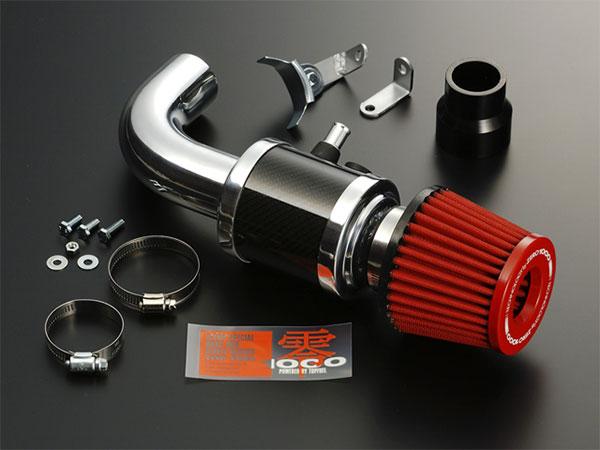 ZERO-1000 パワーチャンバー for K-Car スーパーレッド AZワゴン/AZワゴンカスタムスタイル MJ22S 2007.2~2008.9 K6A(NA)