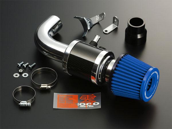 ZERO-1000 パワーチャンバー for K-Car ライトブルー AZワゴン/AZワゴンカスタムスタイル MJ22S 2007.2~2008.9 K6A(NA)