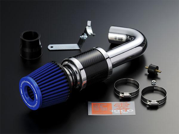 ZERO-1000 パワーチャンバー for K-Car ライトブルー ジムニー JB23W 2002.1~ K6A(ターボ) 4~10型専用 ボディーリフトアップ車取付不可