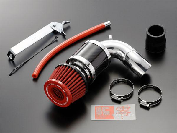 ZERO-1000 パワーチャンバー for K-Car スーパーレッド ルークスハイウェイスターターボ ML21S 2009.12~2013.3 K6A(ターボ)
