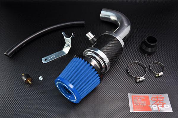 ZERO-1000 パワーチャンバー for K-Car ライトブルー ジムニー JB23W 1998.10~2002.1 K6A(ターボ) 1~3型専用 純正ブローオフ車専用/ボディーリフトアップ車取付不可