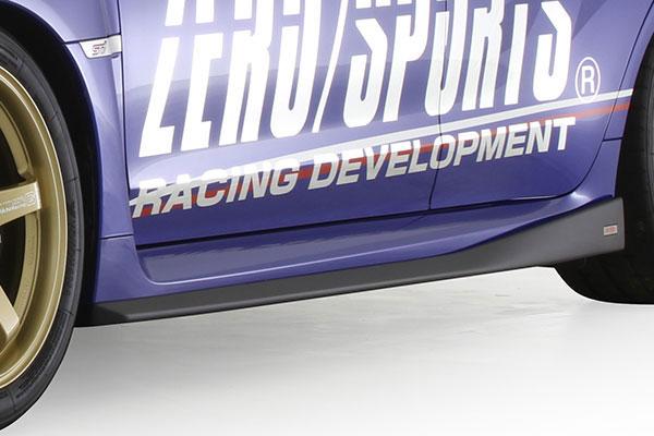 [ZERO/SPORTS] ゼロスポーツ サイドステップ WRX STI VAB H26.8~H29.6 アプライドA~C D型以降非対応