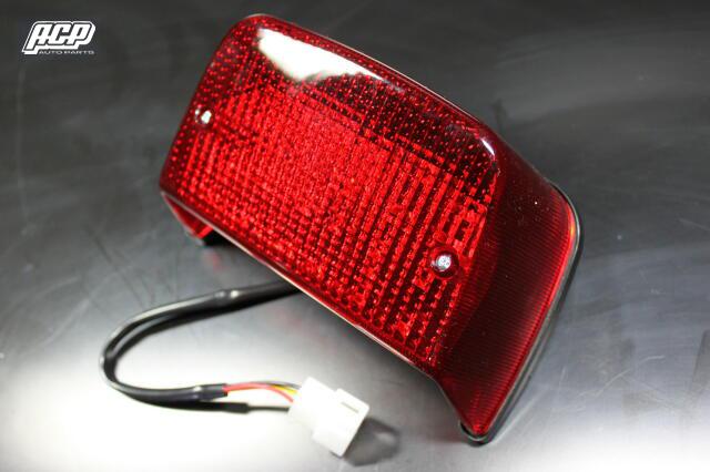 ゼファー400 LEDテールランプ(レッド)