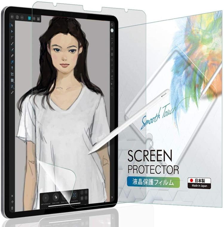 iPad Air 10.9 第4世代 2020 中古 Pro 最新アイテム 11 第3世代 2018 ペーパーライク フィルム 気泡防止 IPDA4109PL10 反射防止 日本製 スーパーセール限定10%OFFクーポン発行中 アンチグレア 指紋防止 液晶保護フィルム しっかりとした書き心地 上質紙
