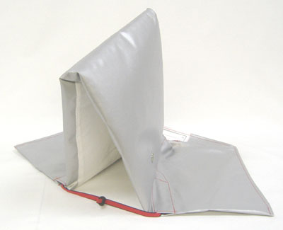 A safety hood (new type) (there are two .3 .4 sets which, besides, are advantageous)