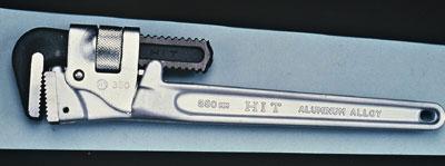 ★送料無料★HIT(ヒット)アルミパイプレンチ ALP900【工具・レンチ・パイプレンチ】