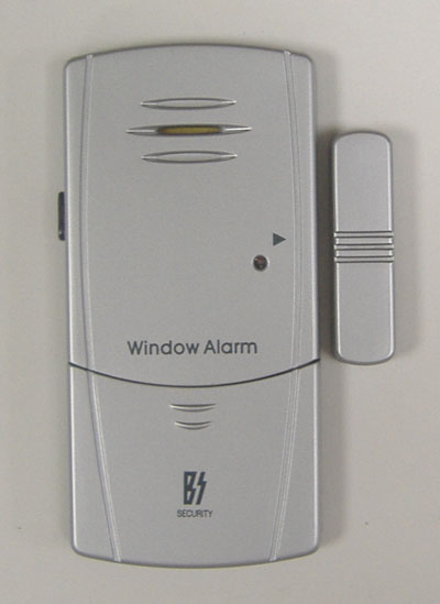 A window sensor (super thin window alarm, window sensor) (there is the thing of .1 three .4 sets elsewhere)