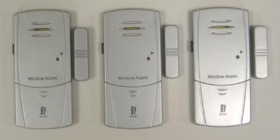★ ★ window sensor ( ultra thin window alarm, window sensors ) ( 4 pieces, 2 piece set, there is one thing )
