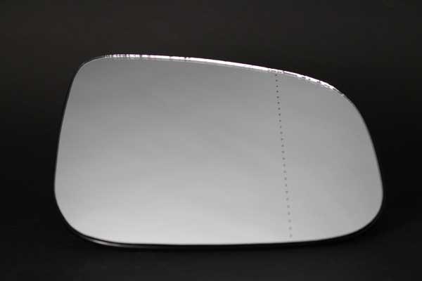 VOLVO 返品不可 ドアミラー経年劣化 破損により交換が必要な方 ボルボ V40 S60 V70 大特価!! ~ 右側 ミラーレンズ 2011年 新品 平成23年