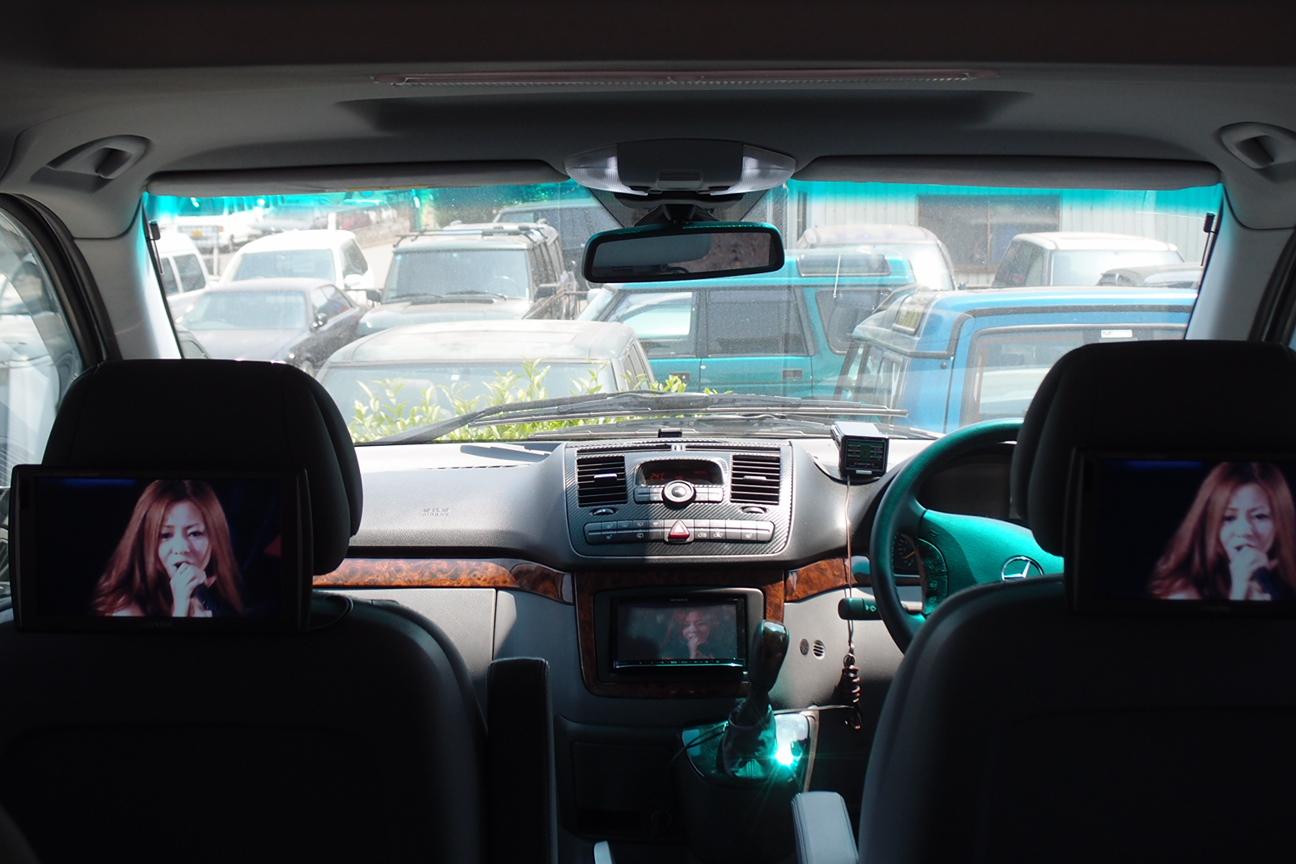 リアモニター(ツインモニター)アルパインリアモニターオール料金含む 取付施行一式 ※カーナビ取付施工車両オプションモニター2台/取付キット含むビデオデパイダー含む 車種モデルにより異なりますので最終的には現車確認が必要となります。