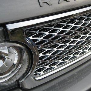 フロントグリルコンバージョンKIT 売買 上品 フルクローム3rdレンジローバー 06-09モデル用 スーパーチャージドグリルSupercharged Grille FULL CHROME
