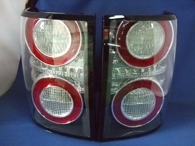 テールランプASSY LED  2010~2012モデル  左右セット 3rd レンジローバー LM