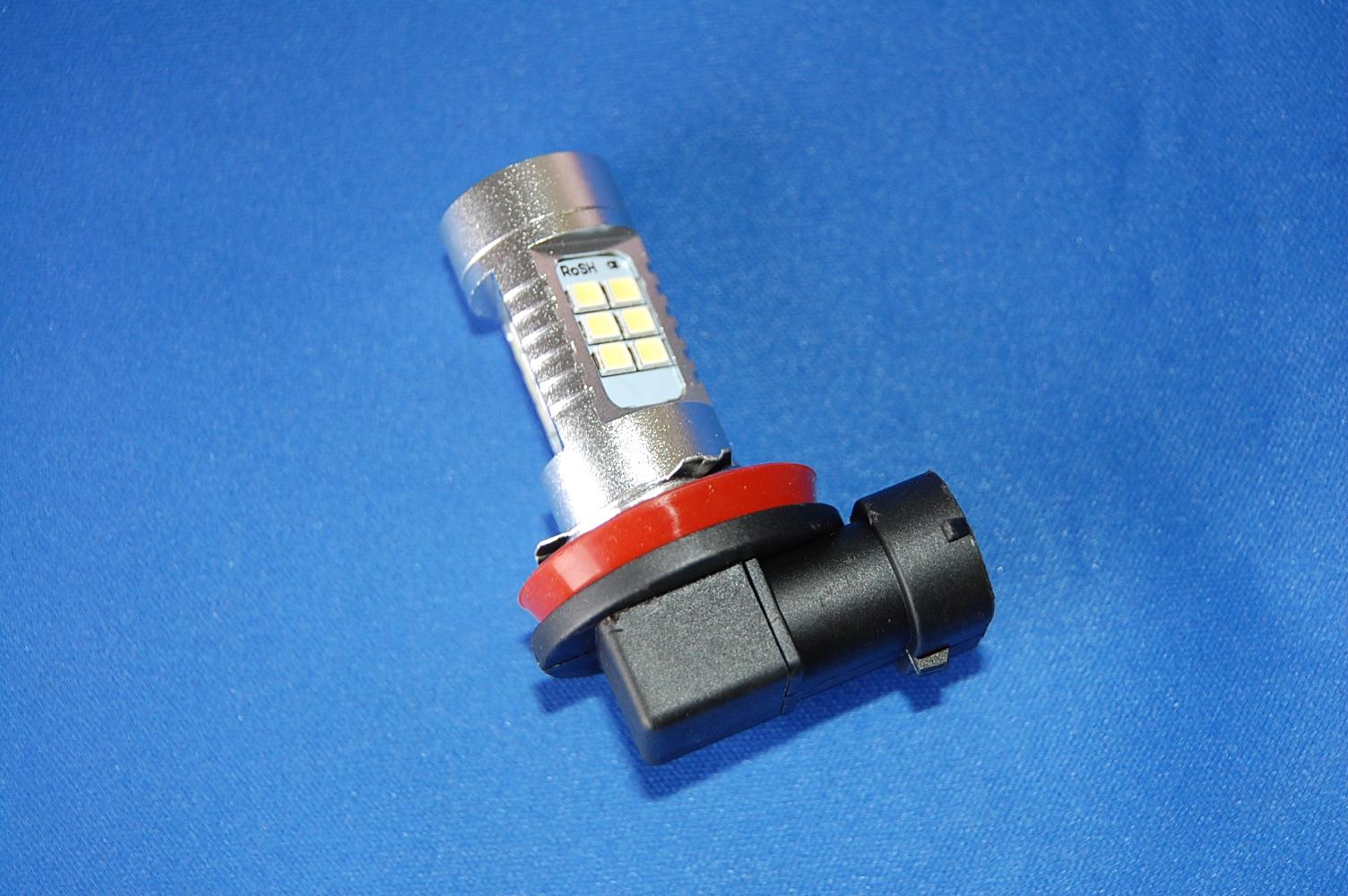 LEDフォグランプ LEDコーナーリングランプ 左右セットH11 50W 通販 激安 LEDチップバルブ1セット2バルブサードレンジローバー後期 RANGEROVERL322 '06-'09 売買