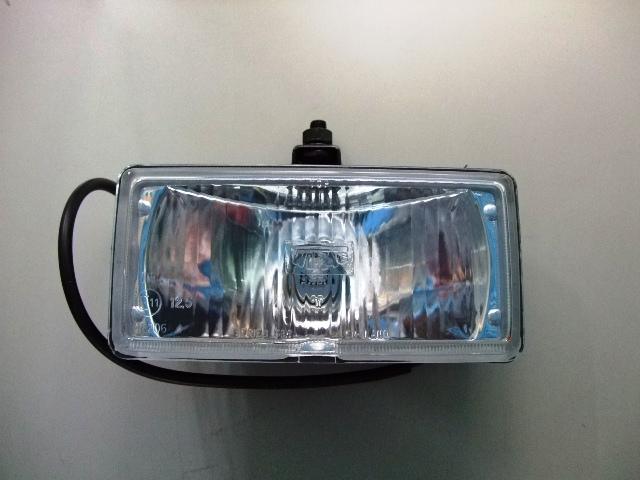フォグランプ(ドライビングランプ)左右共通 片側 左右別販売 クラシックレンジローバー  UK社外製 バルブH3