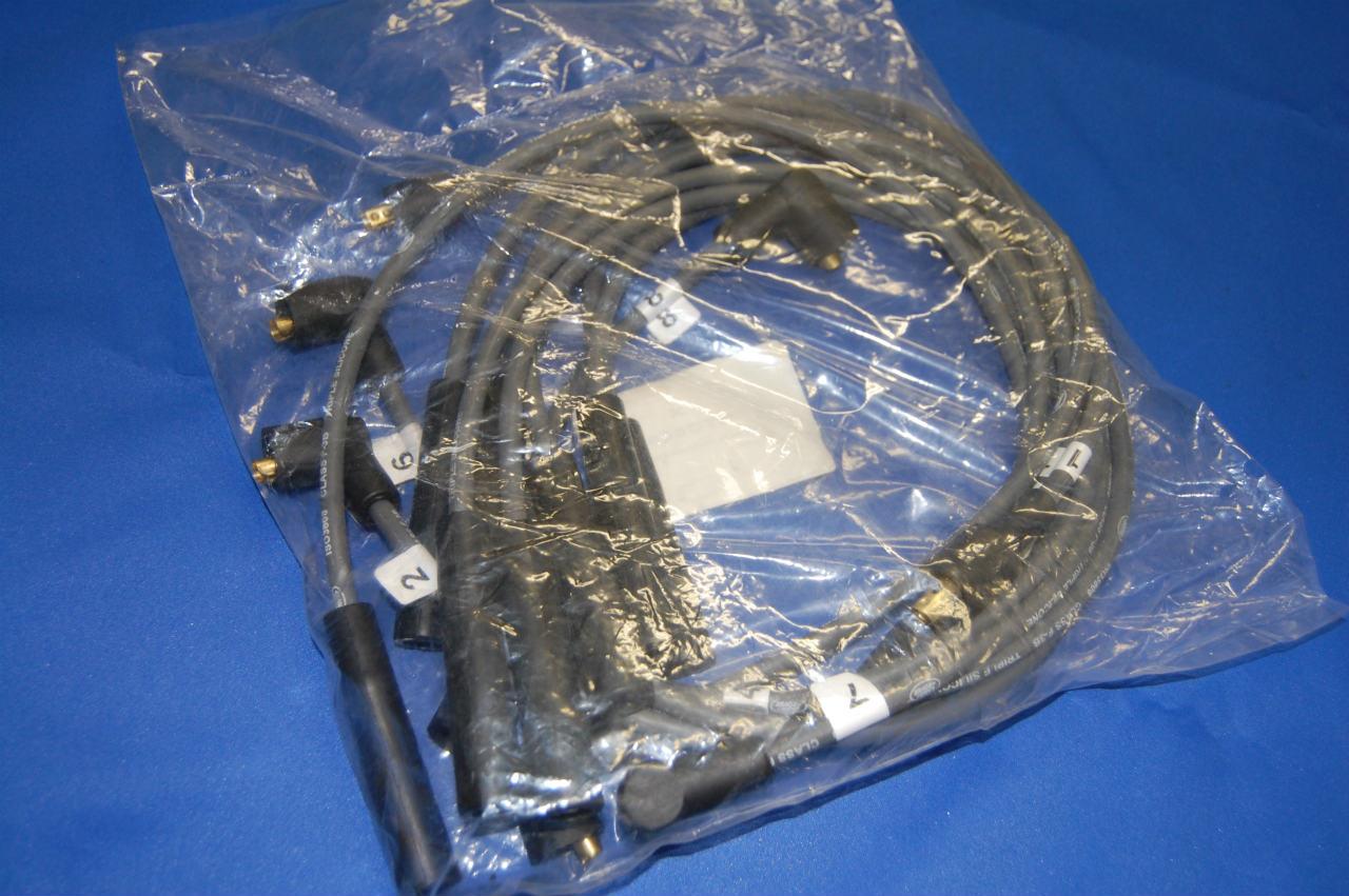 注文後の変更キャンセル返品 プラグコードセットクラシックレンジローバー 前期 お値打ち価格で UK社外製