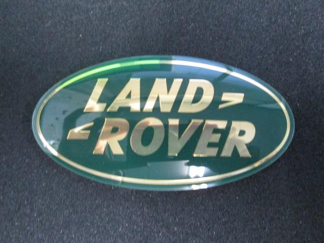 LAND ROVER フロントオーバルバッチ【UK純正品】 グリーン/ゴールドクラシックレンジローバー・セカンドレンジローバー・サードレンジローバー ディスカバリー1・ディスカバリー2・ディスカバリー3 フリーランダー1・レンジローバースポーツ-13