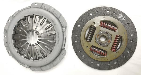 クラッチリペアキットDEFENDER ディフェンダー Tdci/ PUMA 2.4&2.2 PUMA エンジン 2007~2016モデルCLUTCH KIT REPAIR