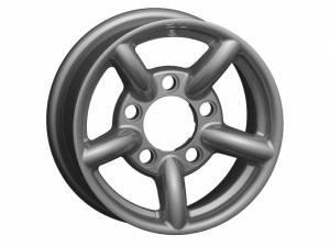 軽量アルミホイール【UK ZU RIMS製】 16×7 1本 全5色 [適合車種]ディフェンダー・ディスカバリー1・ディフェンダー DEF/D1/CRR※大型商品のため送料別途加算
