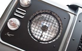 KAHN ヘッドライトカバー HEAD LIGHT COVER with 激安通販専門店 MESH 110 送料込 90 適合例 ディフェンダー DEFENDER