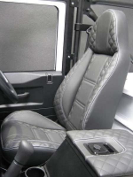 ダイアモンドステッチ  Diamond XS Modular Seat  フロントシート 2脚 【社外】