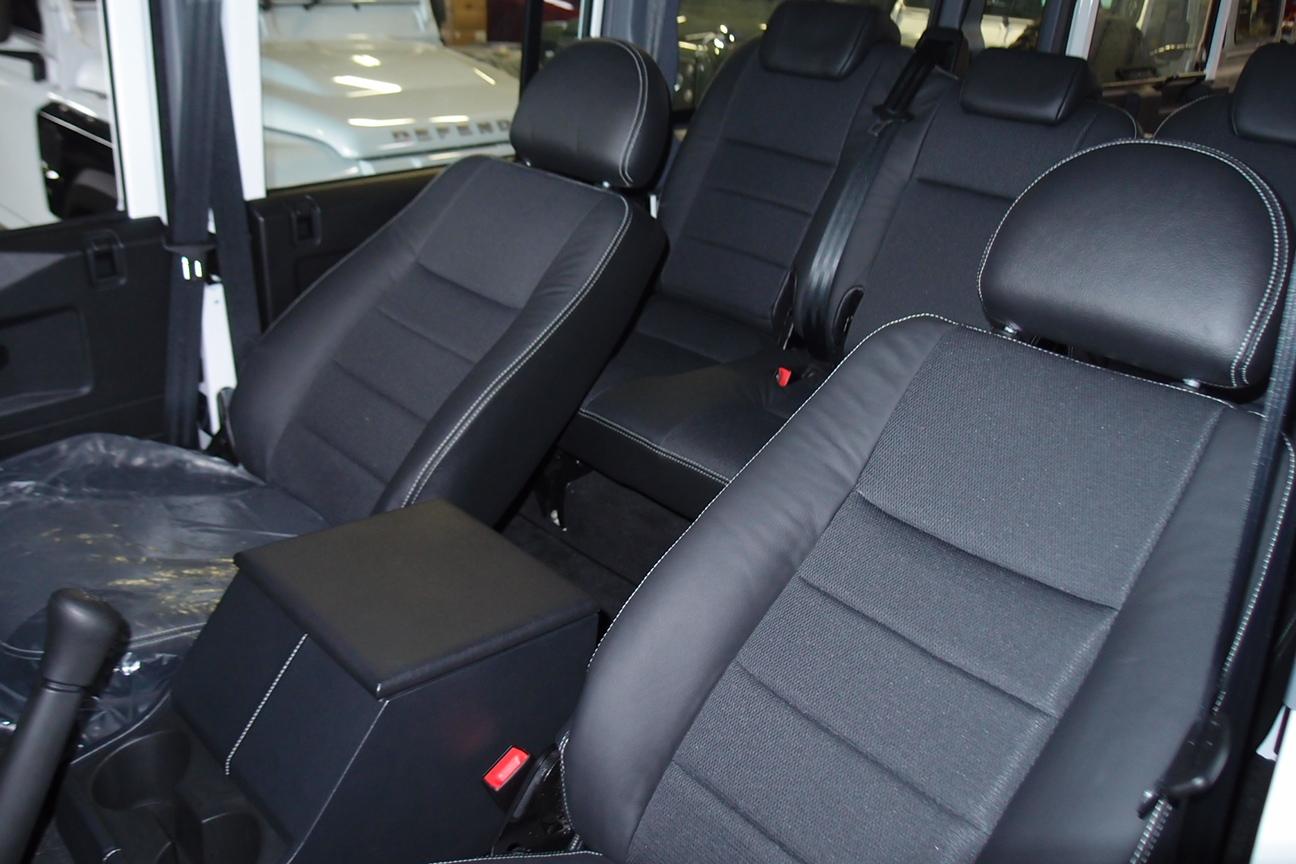 【YRD】純正フロントシート リクライニング加工 運転席&助手席2脚セット 片側単体加工 30000円 [対応車種]Tdciエンジン ディフェンダーメンバー価格