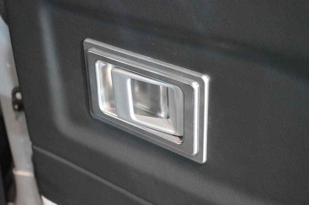 Aluminium Billet Door Opening Handle Backplates(1Pair)アルミビレット ドアオープニングハンドルバックプレート(1ペア)