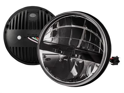 クラシックレンジローバー ディフェンダー 毎日激安特売で 営業中です LEDヘッドランプCLASSIC おトク RANGE ROVER Headlamp LED DEFENDER