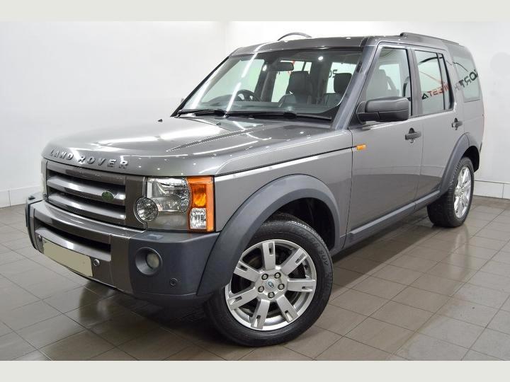 【ご成約済】'07 ディスカバリー3 SE 2.7TDV6 UK ストーノウェイグレー Land Rover Discovery3 2.7TDV6 SE Stornoway GrayUK仕様ディーゼルモデル新長期排ガス規制クリア価格:お問い合わせ下さい!