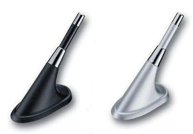 シャークフィンダミーアンテナ 外装パーツ ダミーアンテナ BMW レクサス セールSALE%OFF ベンツ 物品 AUDI カー用品 2色より選択ダミールーフアンテナ ルーフアンテナ type3