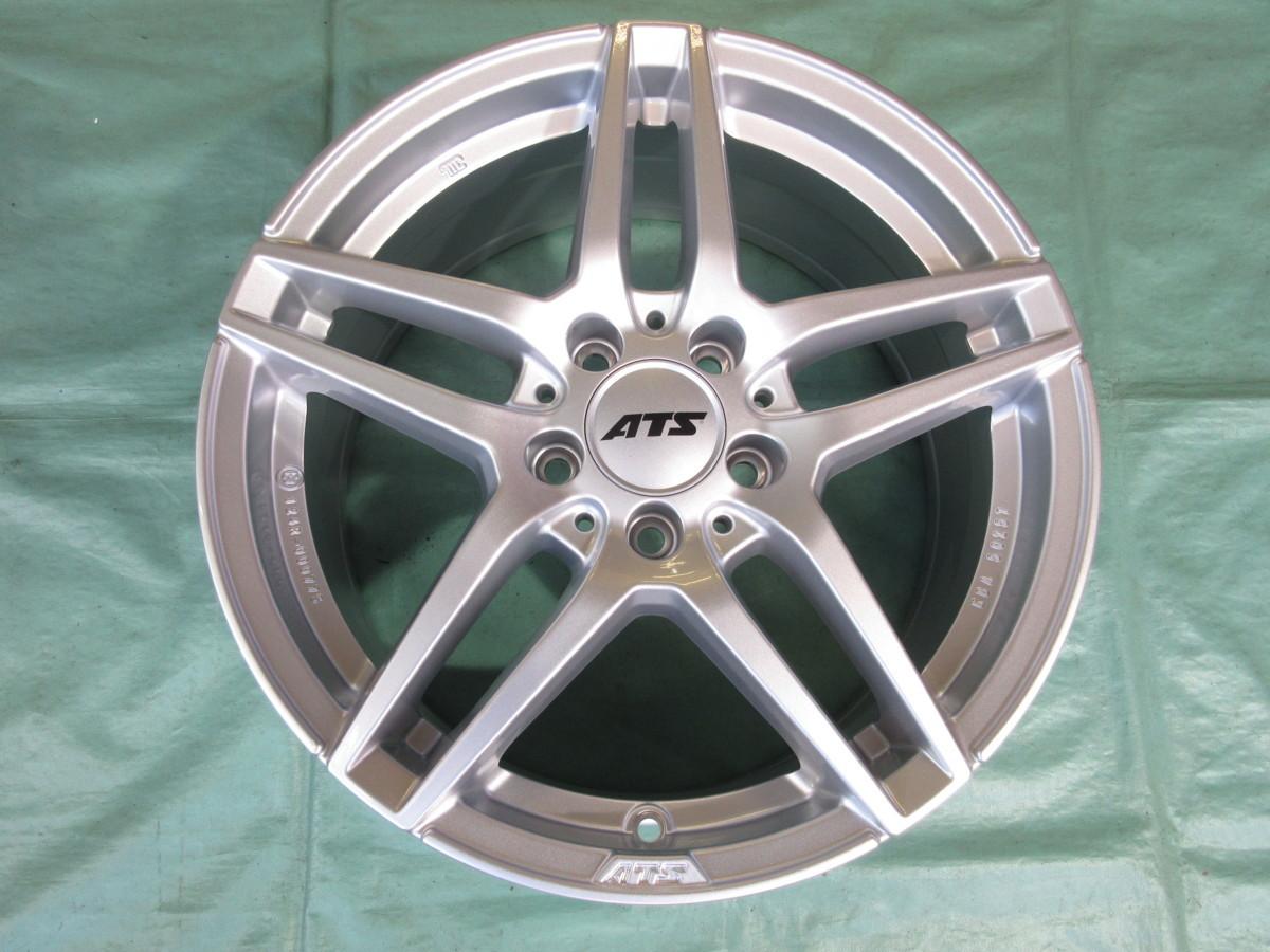 新品 ATS・ミザー(5H/112) 16インチ 4本セット ベンツ、アウディ、ワーゲン、ミニ、BMW