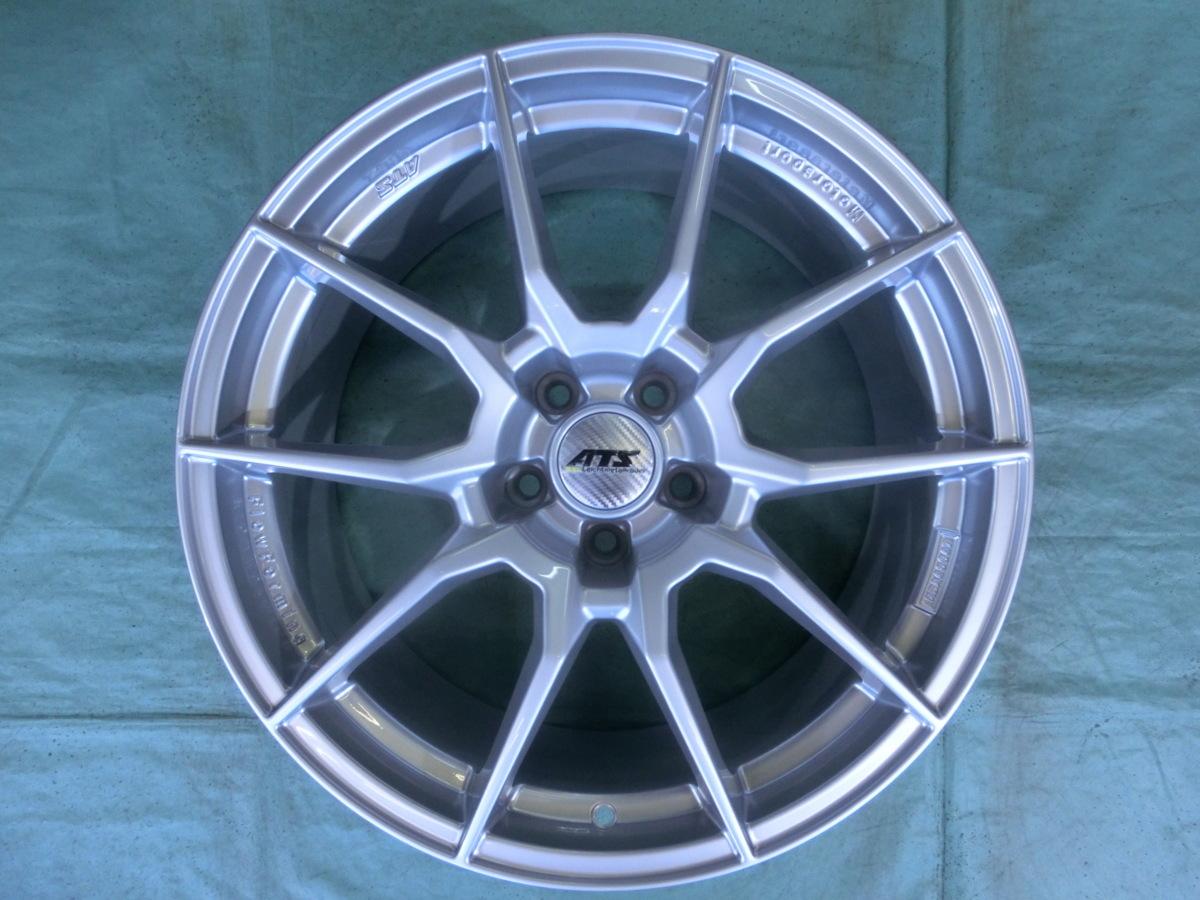 新品 ATS・レースライト(5H/112) 20インチ 4本セット アウディ、ベンツ、BMW