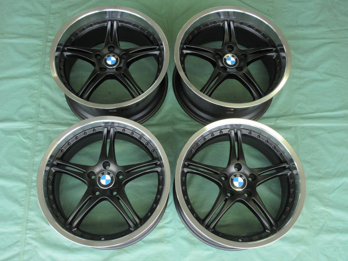 衝撃特価 MKモータースポーツ MK5 19インチ 19インチ 4本 BMW 4本 マットブラック色変え BMW, ハッピーMD:516ef8e8 --- yuk.dog