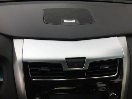 AL 車用メッキパーツ 日産 ティアナアルティマ2016 2017 カー カバー ABS マット カー ダッシュボード ボードセンター同封 ワーニング ライトボタンドアロックスイッチトリム AL-AA-0886