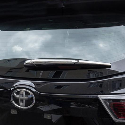 AL 車用メッキパーツ カースタイリング トヨタ ハイランダー 2014 2015 2016 ABS クロームリアウィンドウワイパーバックWINSCREENワイパーカバートリム オート カー パーツ 3ピース AL-AA-1135
