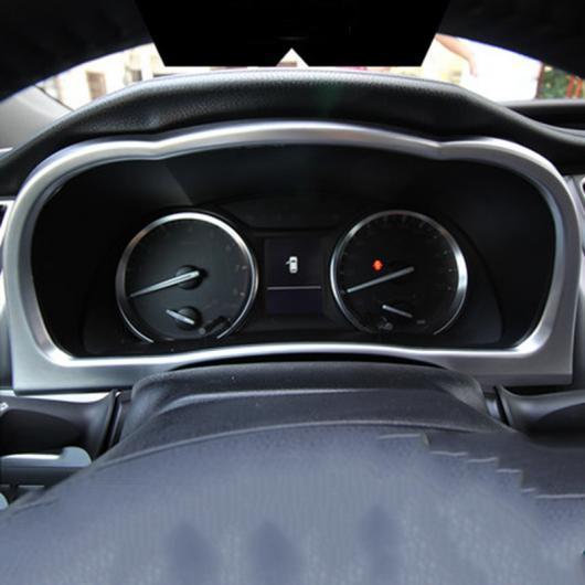 AL 車用メッキパーツ カースタイリング トヨタ ハイランダー 2014 2015 ABS マット ダッシュボード ボードフレーム計器ボックストリム内装オートアクセサリー AL-AA-1136