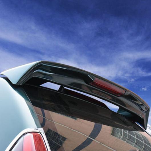 AL 車用メッキパーツ トヨタ ランド クルーザー プラド FJ120 4000 2700 スポイラー 2003-2009 ABS プラスチック 未塗装 リアウイング LED ライト AL-AA-1175