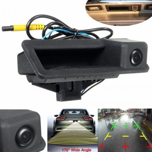 AL カー用品カメラ 170度 リバース ハンドルCCD HDカメラバック サイト BMW 3 5 X5シリーズE90 E60 E70 AL-AA-1586
