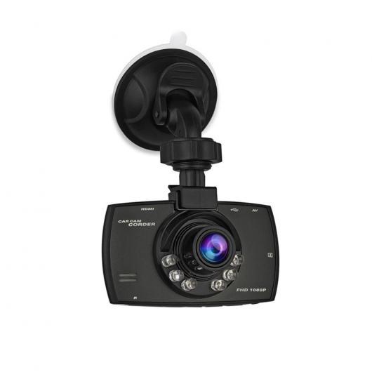AL LCD カー DVR カメラ100広角 検出器 ドライビング レコーダー 1080P HDカム ナイトビジョン 車載カメラ グループ4 AL-AA-1737