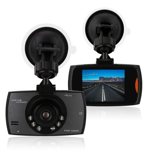 AL カー カメラ レコーダー 2.4 ″ DVRフルHD 1080P G30 モーション検出ナイトビジョンGセンサー 車載カメラ CSL2017 グループ2 AL-AA-1738