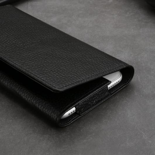 AL レザー ウォレット ケース ソニー XPERIA XZ XAユニバーサル電話ポーチバッグ XP XA1 Z5 Premium AL-AA-2155